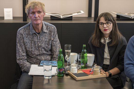 Jan Šibík a focení mobilem